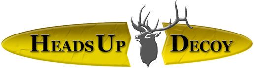 Heads Up Decoy Logo