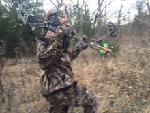 Tracking A Whitetail Deer