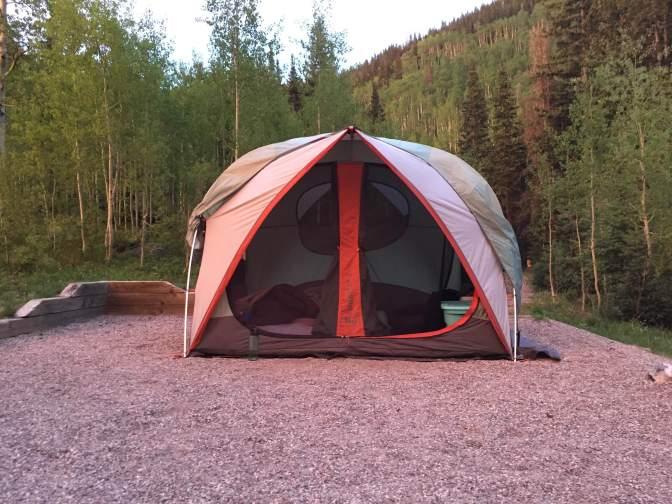 REI Hobitat Tent