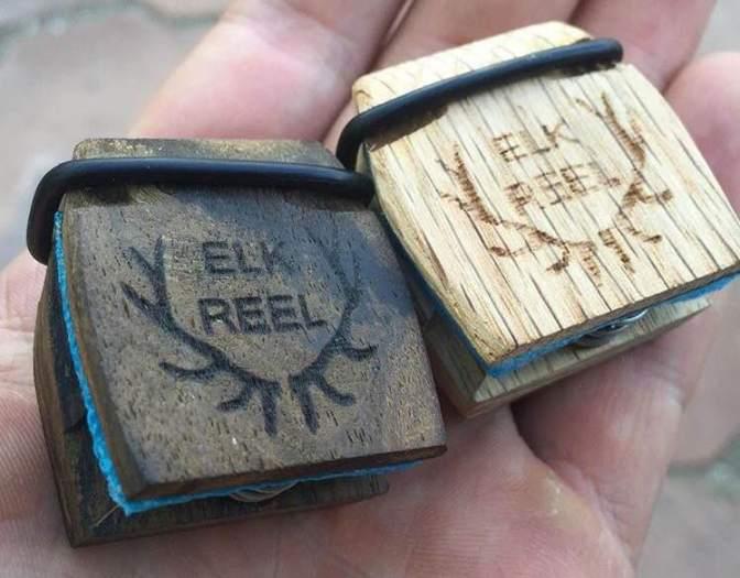 Elk Reel Game Calls