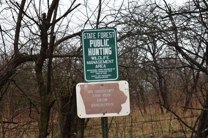 Iowa Public Hunting Areas
